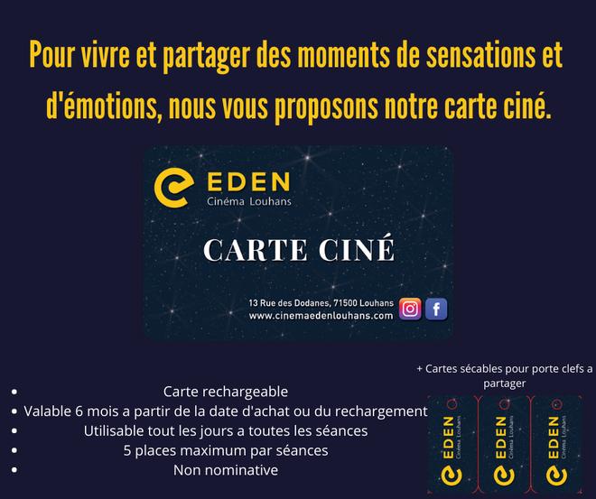 carte ciné